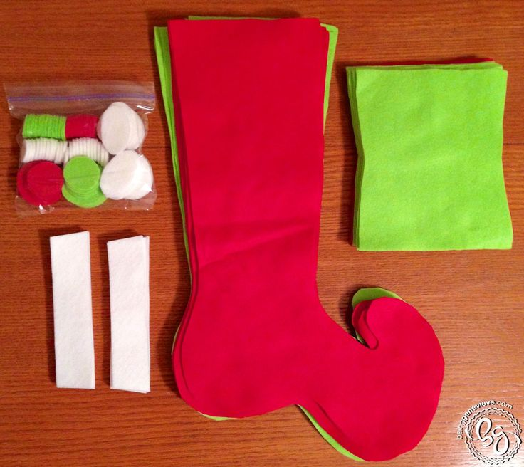 Whoville Christmas Stockings