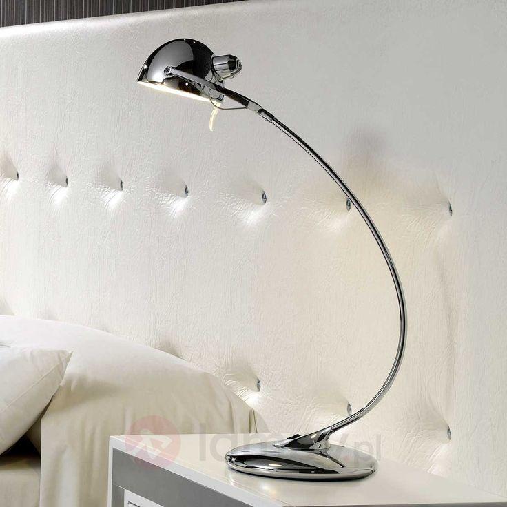 Stylowa lampa stołowa HORUS 8582079