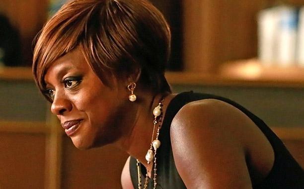 Viola Davis confirms she is Amanda Waller in 'Suicide Squad' #WeAreWakanda