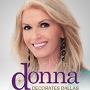 Queen of Bling Donna Moss hosts Donna Decorates Dallas on HGTV with her daughters Ashley Moss Black and Tiffany Moss Jenkins.