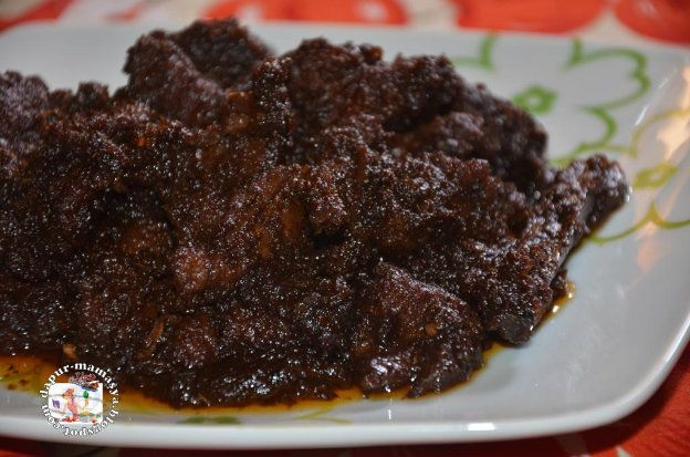 Daging masak hitam   Recipes and Food Porn   Pinterest