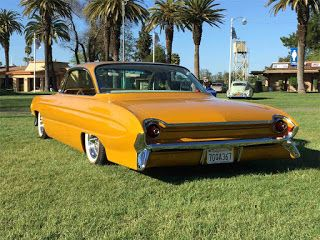 New Car. Old Car: For Sale: 1961 Oldsmobile Super 88 in Fairfield, C...