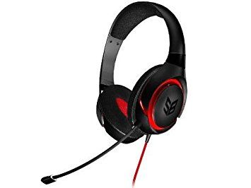 Creative Sound Blaster Inferno Gaming Headset with Detachable Mic and In-Line Volume Control (GH0290) Review 2017
