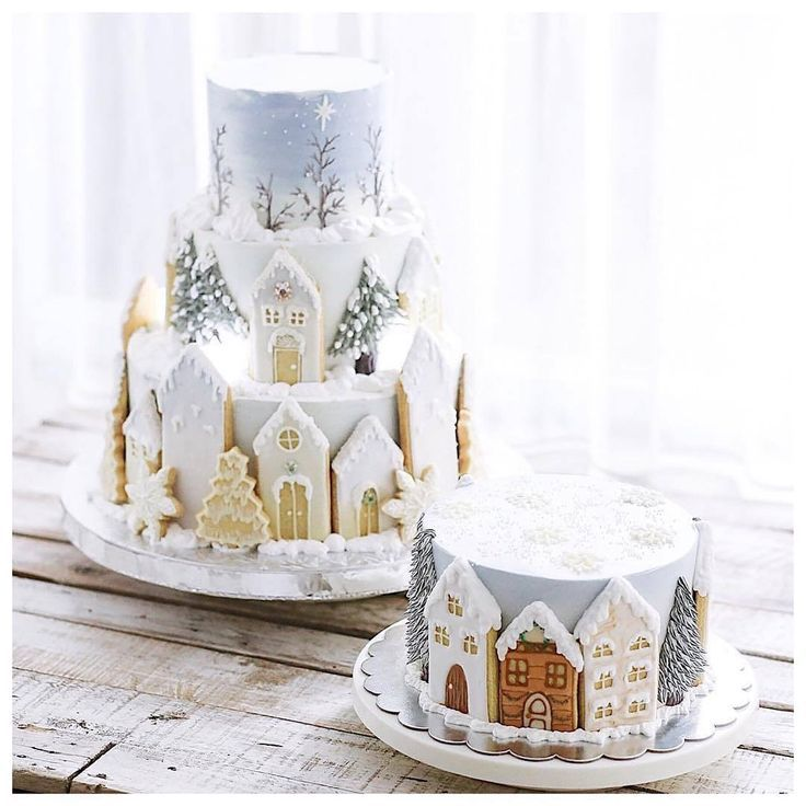 I want make this cake for Christmas