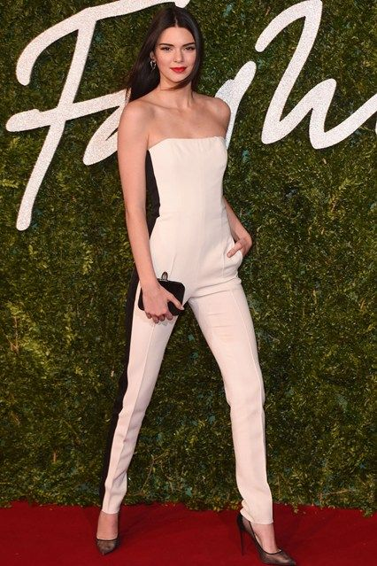 Kendall Jenner - Miss Vogue Red Carpet Party Style Tips
