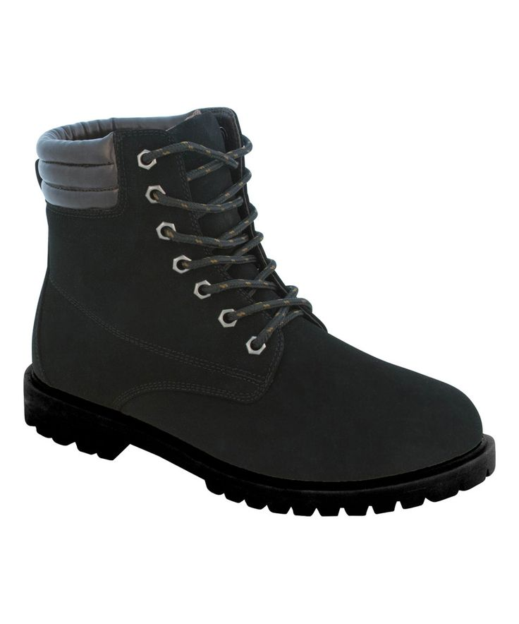 This Shoevibe Black Fly Boot by Shoevibe is perfect! #zulilyfinds