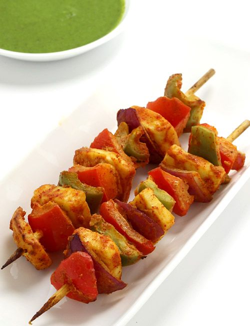 96 best appetizers and snacks images on pinterest indian recipes how to make paneer tikka using oven forumfinder Choice Image