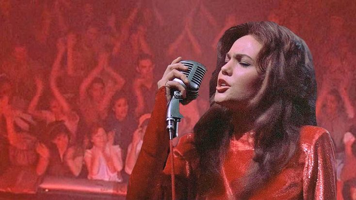 Tonight Is What It Means to be Young - Streets of Fire, Holly Sherwood (Diane Lane lip syncing in movie)...great 80s rock opera movie