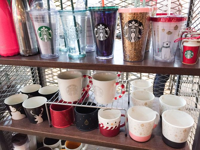 The Starbucks Christmas mugs 2016 are out. Visit fashiongefluester.com to find this year's designs and more infos