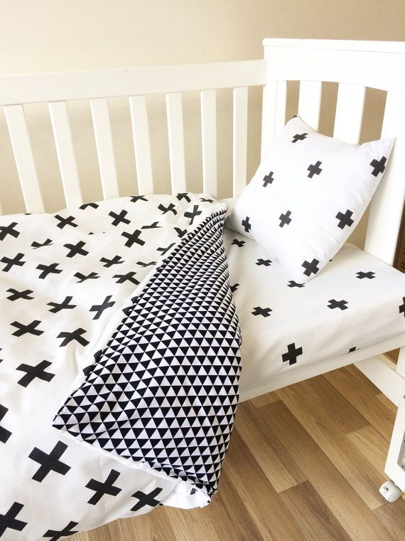 When baby grows into their toddler bed, you dont have to lose the gorgeous styling!  Our junior doona cover set fits quilt inserts for most