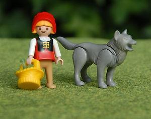 Playmobil Red Riding Hood