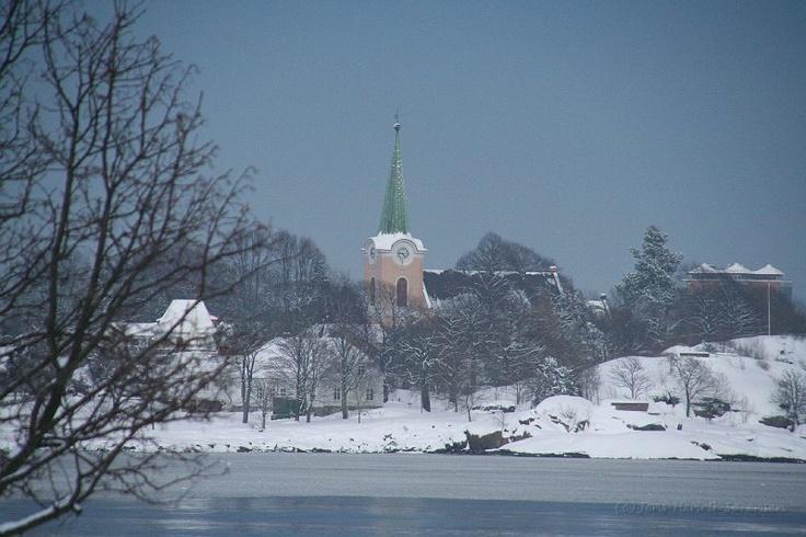 Larvik church