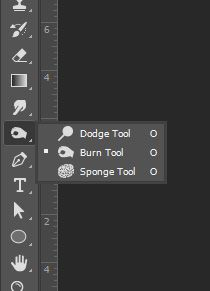 HOW TO USE THE DODGE/BURN TOOL NON DESTRUCTIVELY IN PHOTOSHOP
