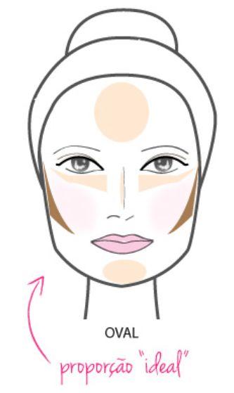 Super 1000 Ideas About Oval Face Makeup On Pinterest Face Makeup Tips Short Hairstyles Gunalazisus