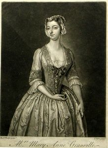 Mrs Mary Anne Granville | Sanders of Oxford