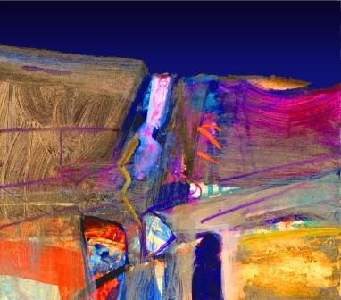 Barbara Rae | Quarry Edge