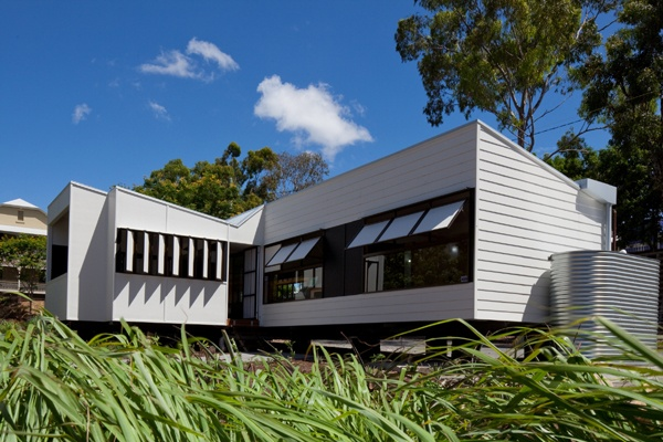 Happy Haus  Queensland, Australia  pre-fab kit home