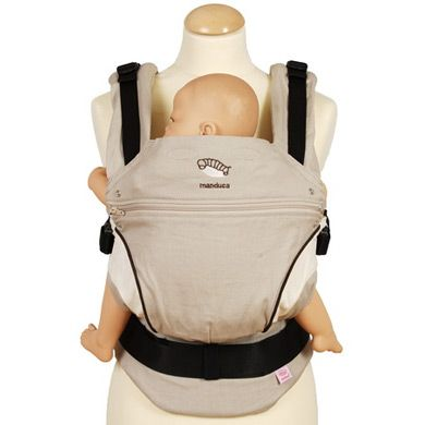 Perfect Manduca baby carrier for newborn and up