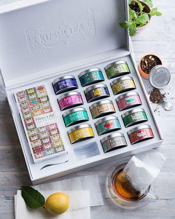 Ciężko zdecydować się na jeden smak? Polecamy zestawy herbat.  http://homeandfood.eu/c/24/zestawy-upominkowe-herbaty.html