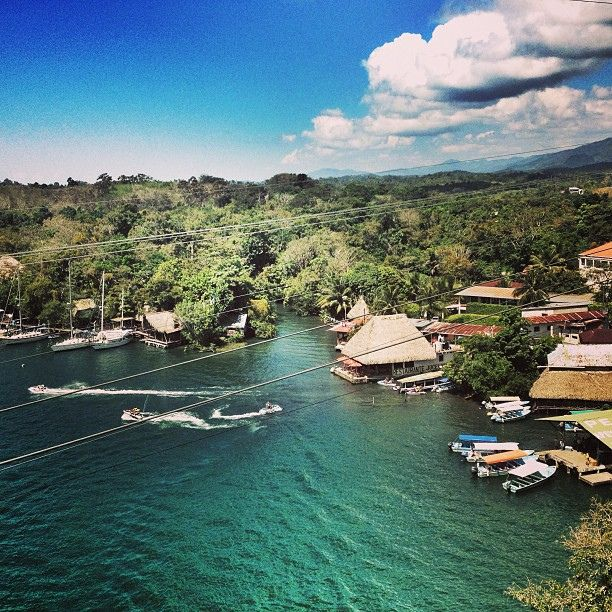 """Rio Dulce, Guatemala  We have some of the craziest stories coming out of Rio Dulce. From our post, """"Old Salts of the Earth, A Travel Story"""""""