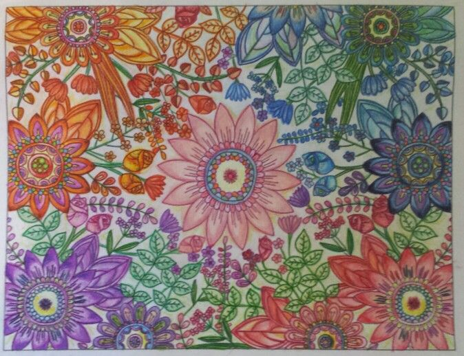 *moi colourings* #RelaxWithArt #queenm ♡
