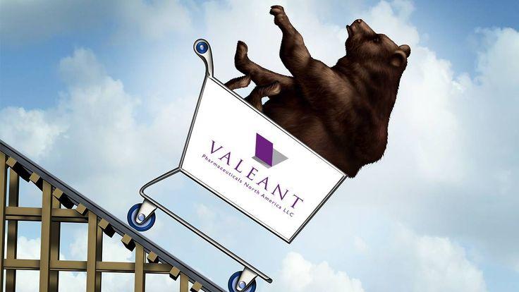 Valeant Pharmaceuticals Intl Inc (VRX) Misses Q3 Earnings, Shares Tank Over 11%
