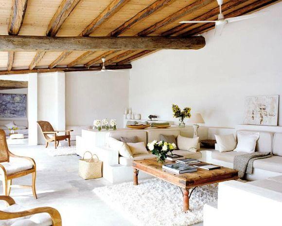 Built-in sofas