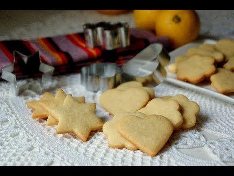 Galletas de limón - Cocina familiar