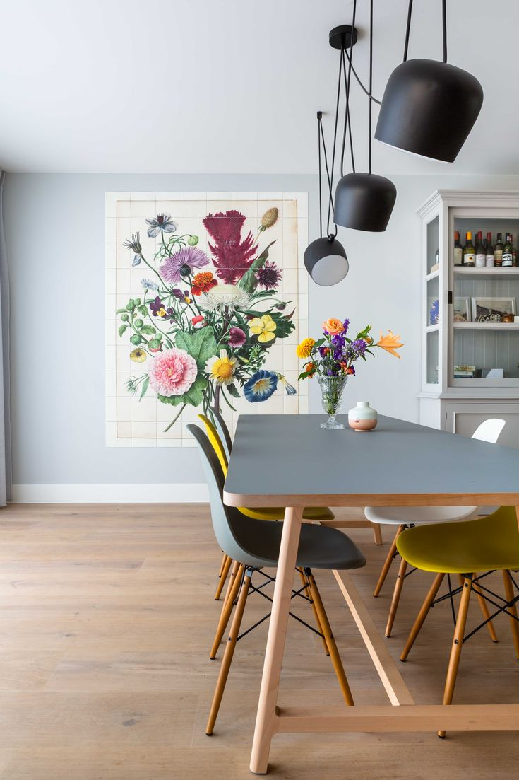 Studio Binnen Interior Design | project nieuwbouw woning Houten #dining #eetkame…
