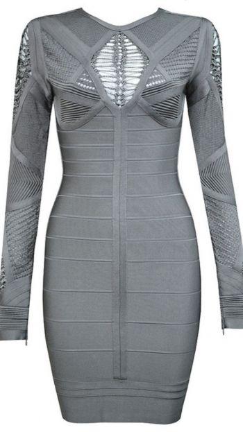 Nadine Bandage Dress