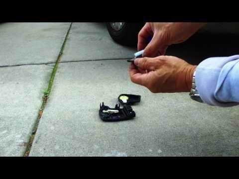 2005-2010 Honda Odyssey Door Lock Actuator Repair with $11 motor - YouTube