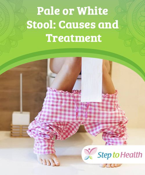 Pale or White Stool: Causes and Treatment   Your stool can vary from different shades of brown to even green or black, but white stool is not normal and requires immediate attention.