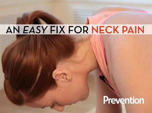 Stiff neck? The one move you need