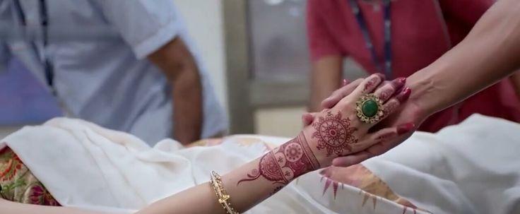 Sanam Teri Kasam - Saru & Inder #HoldingHands