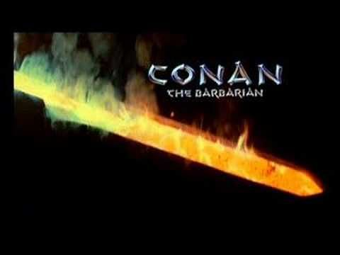'Conan The Barbarian' - 'Prologue' and 'The Anvil Of Crom'. By Basil Poledouris.