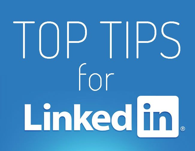 22 best LinkedIn Tips from The Pros images on Pinterest Social - best of blueprint software systems linkedin