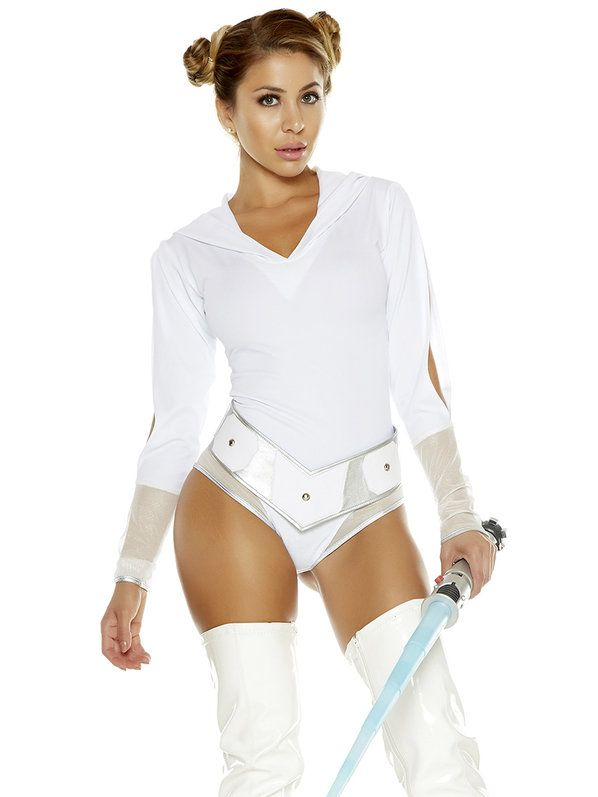 Adult Sexy In A Galaxy Far Far Away Costume