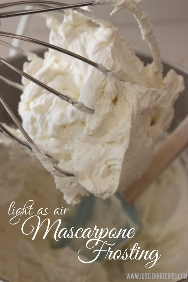 Mascarpone is like an Italian cream cheese, it's smooth and rich and can be used in both savory and sweet dishes. When whipped into a frosting it becomes elegant, light,... Continue Reading »