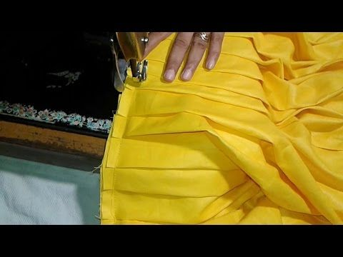 Patiala salwar cutting and stitching in hindi - YouTube