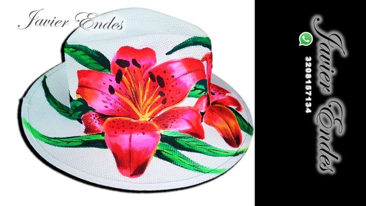 #sombrerospintados #sombrerospintadosamano #sombrerosparamujer #sombrerospara playa #sombrerosbonitos