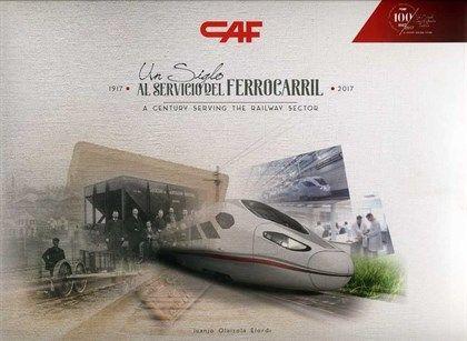 El Museo del Ferrocarril acoge la exposición conmemorativa 'CAF, un siglo al servicio del ferrocarril'