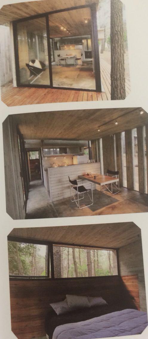 CASA XS: Architect - BAK Arquitectos. Location - Mar Azul, Argentina. Size - 52m