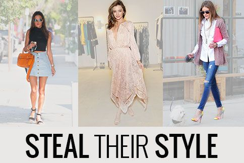 Want to know what your favorite celebs have been wearing and how to get your hands on it? Check out the blog today and steal their style - Taylor Swift, Gigi Hadid, Miranda Kerr, Olivia Palermo, Alessandra Ambrosio.   http://yurn.it/blog/fashion-news/celebrity-style-steals-a1633581616/?t=149160