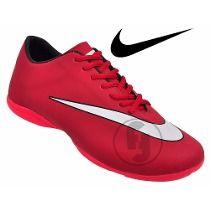 Chuteira Nike Mercurial Magista Salao Quadra Hypervenom Nrj