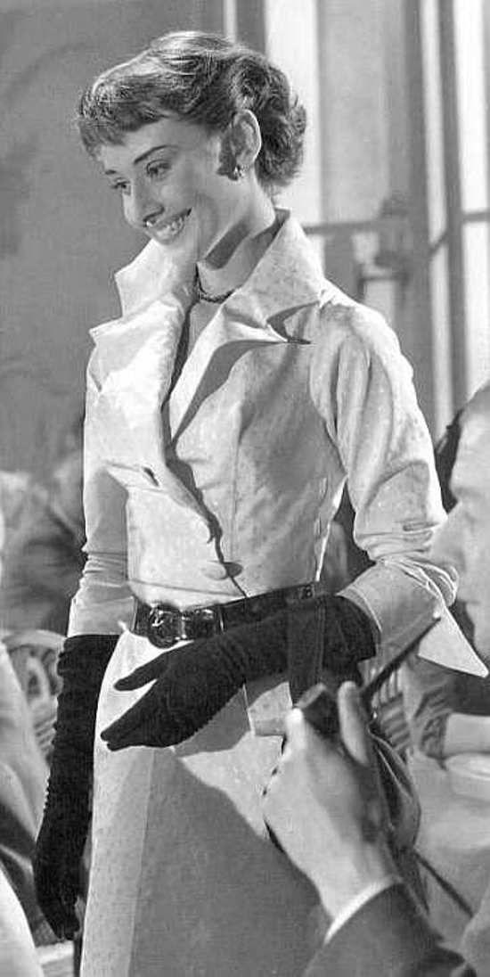 Стиль Одри Хепберн (Хэпберн) фото.