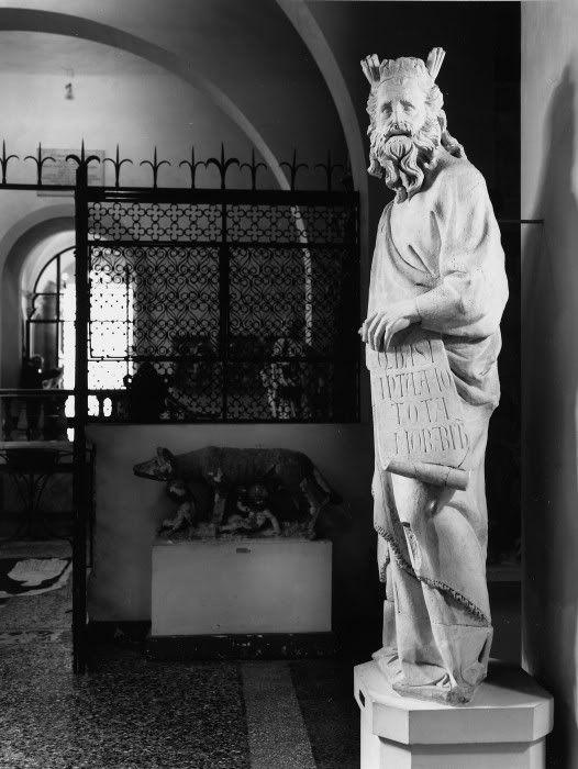 Моисей. Джованни Пизано. 1285—97 гг.