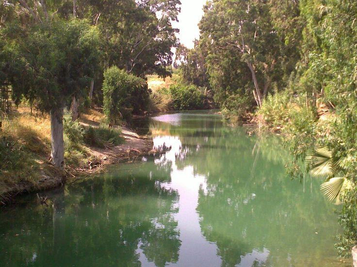 Israel - Jordan River