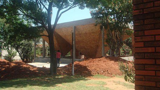 Centro de Rehabilitación Infantil de la Teletón,Cortesía de Gabinete Arquitectura