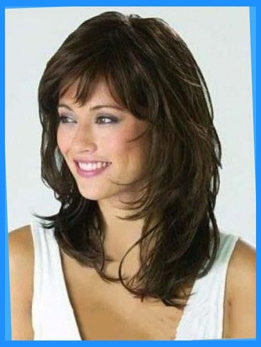 Super 1000 Ideas About Medium Shag Haircuts On Pinterest Medium Short Hairstyles Gunalazisus