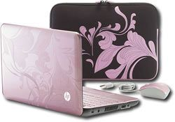 pink hp laptops mini chic
